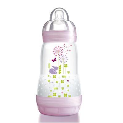 Mamadeira MAM First Bottle Girls - 260mL - 4664