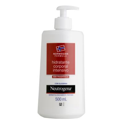 Creme Corporal Neutrogena Nwg - Sem Fragrancia | 500g