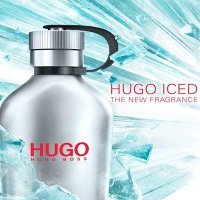 Imagem 7 do produto Hugo Iced Hugo Boss Perfume Masculino - Eau de Toilette - 125ml