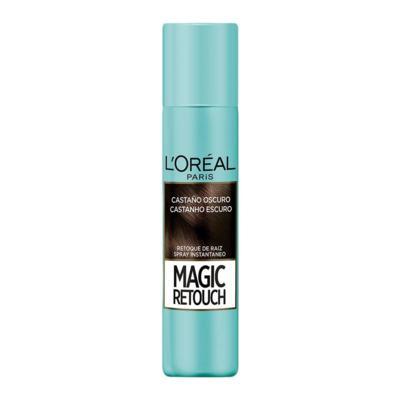 Imagem 4 do produto Corretivo  Instantâneo L'Oréal Paris - Magic Retouch - Castanho Escuro