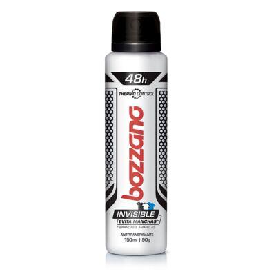 Imagem 1 do produto Desodorante Aerosol Bozzano Thermo Control Invisible 150ml