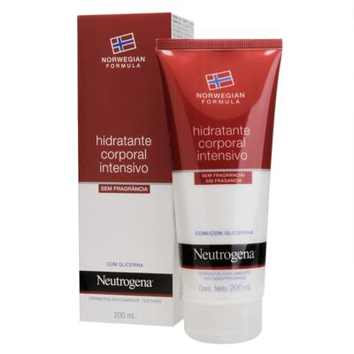 Imagem 2 do produto Hidratante Corporal Intensivo Neutrogena Norwegian 200ml