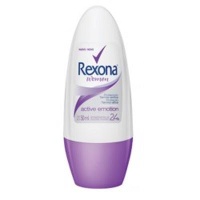 Imagem 1 do produto Desodorante Rexona Roll On Active Emotion Feminino 50ml