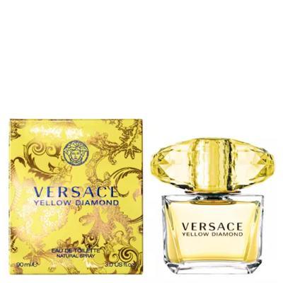 Imagem 3 do produto Versace Yellow Diamond Versace - Perfume Feminino - Eau de Toilette - 90ml