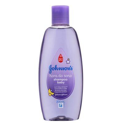 Imagem 1 do produto Shampoo Johnson's Baby Hora do Sono 200ml
