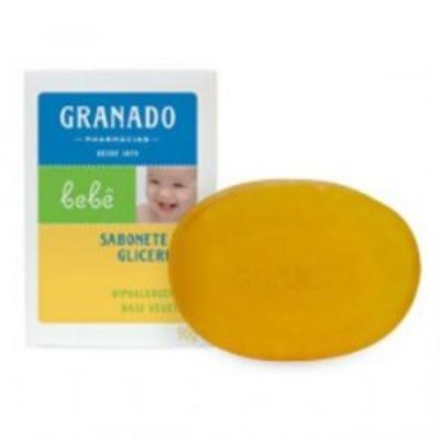 Imagem 1 do produto Sabonete Granado Bebê  90g