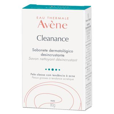 Imagem 7 do produto Sabonete em Barra Cleanance Avène Limpador Facial - 80G