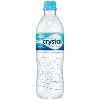 Imagem 1 do produto Água Mineral Crystal Sem Gás 500ml