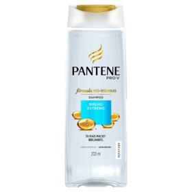 Shampoo Pantene - Brilho Extremo | 200ml
