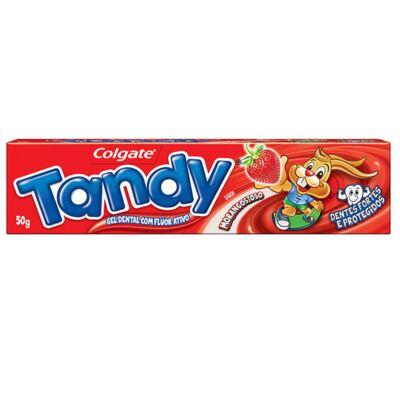 Imagem 1 do produto Gel Dental Tandy Morango 50g