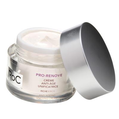 Imagem 9 do produto Roc Pro Renove Creme Antiidade - Roc Pro Renove Creme Antiidade 50ml