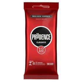 Preservativo Prudence - Clássico | 12 unidades
