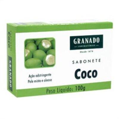 Imagem 1 do produto Sabonete Granado Coco 90g
