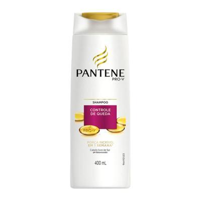 Imagem 2 do produto Kit Pantene Controle de Queda Shampoo + Condicionador 200ml