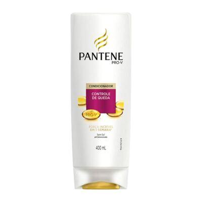 Imagem 3 do produto Kit Pantene Controle de Queda Shampoo + Condicionador 200ml