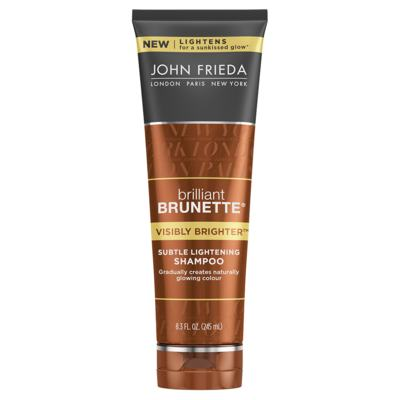SHAMPOO JOHN FRIEDA BRILLIANT BRUNNET VISIBLY BRIGHT LIGHT HARTY
