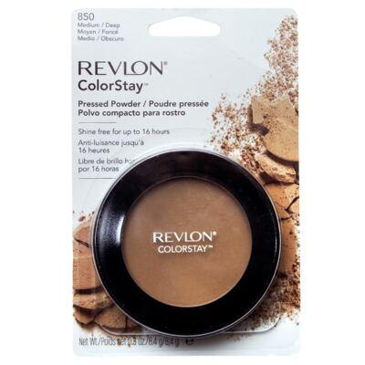 Imagem 1 do produto Pó Compacto Revlon Colorstay Medium Deep