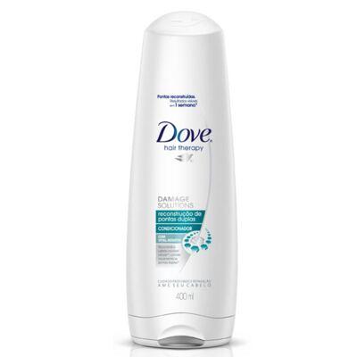 Imagem 2 do produto Shampoo e Condicionador Dove Pontas Duplas + Creme de Tratamento Óleo Nutrição