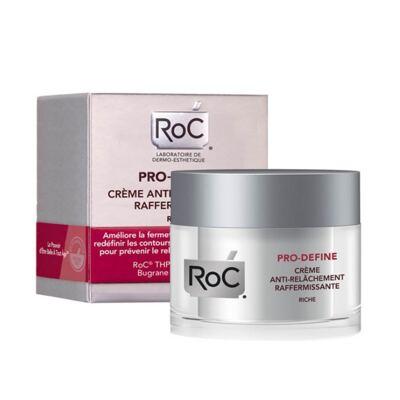 Imagem 3 do produto Kit Roc Pro-Define Creme 50ml + Gel de Limpeza Facial Purif-Ac 80g