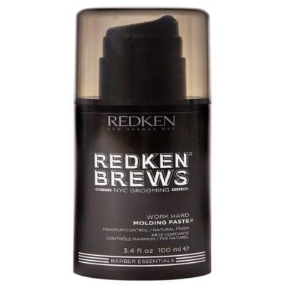 Imagem 1 do produto Pasta Modeladora Redken Brews Work Hard - Pasta Modeladora Redken Brews Work Hard 100ml