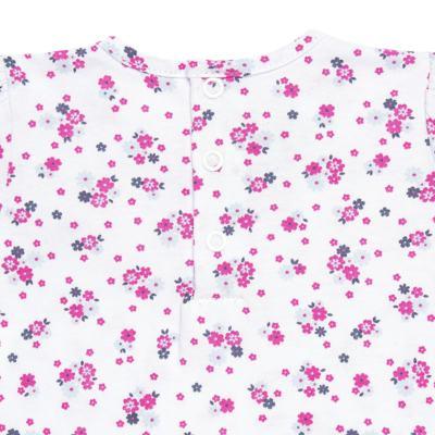 Imagem 4 do produto Bata longa com Legging  para bebe em cotton Tropical - Vicky Lipe - 18520001.53 CONJ.BATA C/LEGGING - COTTON-4
