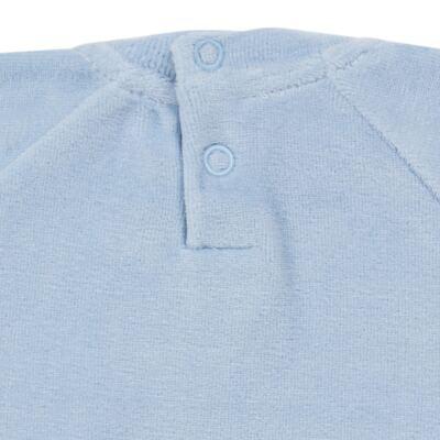 Imagem 4 do produto Blusão com Calça para bebe em plush Forest Bear - Vicky Baby - 1797-4250 CJ BLUSÃO URSO FOREST -1