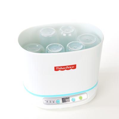 Imagem 4 do produto Esterilizador Digital de Mamadeiras E Acessorios 110V Multikids Baby - BB303