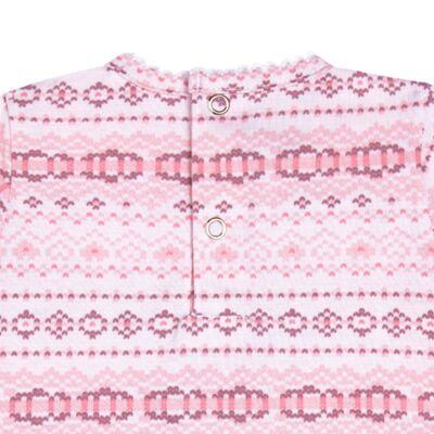 Imagem 4 do produto Bata com Legging para bebe em cotton Ethnic - Baby Classic - 18210002.20 BLUSA C/ LEGGING-MALHA/COTTON-P