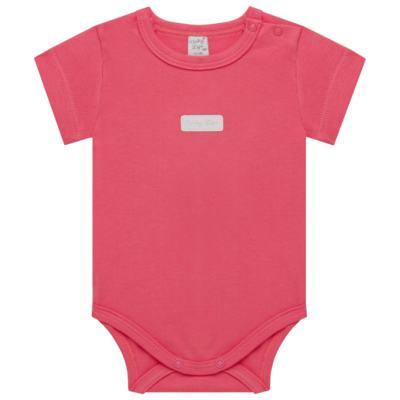 Imagem 1 do produto Body curto para bebe em suedine Candy - Vicky Lipe - BC1379 BODY MC SUEDINE CANDY -G