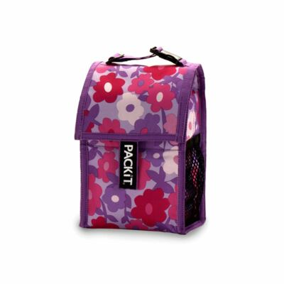 Imagem 1 do produto Porta Mamadeira térmico Floral - Pack It - PK02 Porta Mamadeira térmico Floral