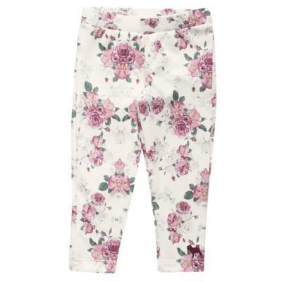 Imagem 4 do produto Blusa com Legging para bebe em cotton Ballerina Camelli - Charpey - CY14729.138 CONJ. BLUSA C/ LEGGING OFF WHITE -GG