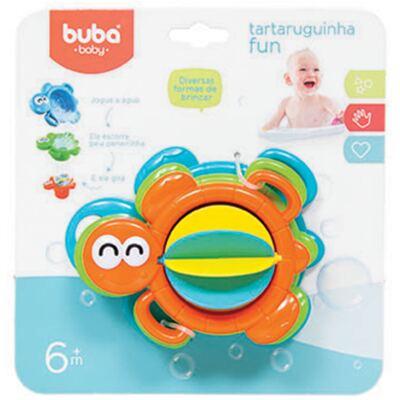 Imagem 1 do produto Tartaruguinha Fun (6m+) - Buba - BUBA5850 TARTARUGUINHA FUN