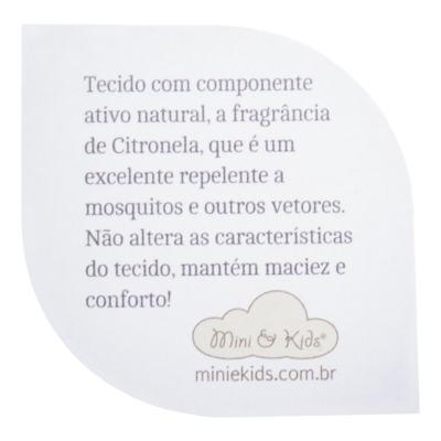 Imagem 3 do produto Body curto para bebe em suedine Baby Protect Amarelo - Mini & Kids - BDTC1736 BODY M/C TRANSP. SUEDINE AMARELO-P