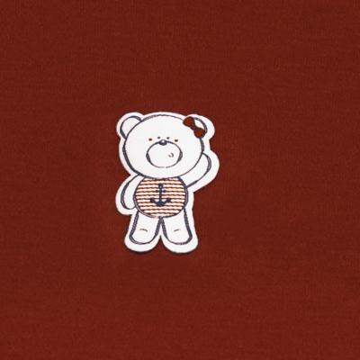 Imagem 3 do produto Body curto com Shorts em suedine Sea Sailor - Vicky Lipe - CSH942 CJ. BODY MC C SHORT SUEDINE URSA NAVY-3