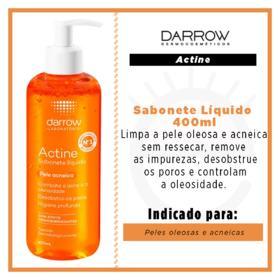 Sabonete Actine Liquido -    400ml