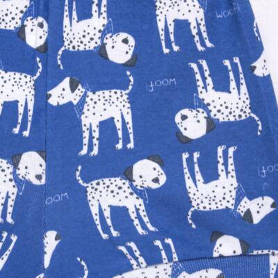 Imagem 4 do produto Body curto com Shorts em high comfort Dalmatians Blue - Vicky Lipe - 18280001.37 CONJ.BODY C/SHORTS - SUEDINE-GG