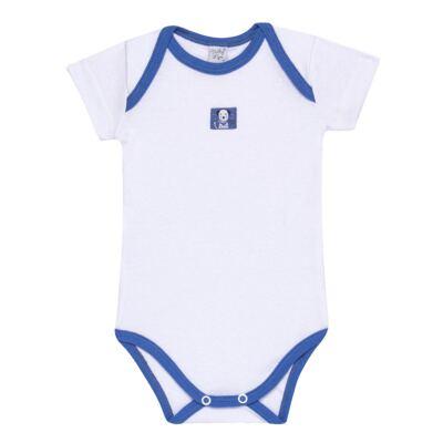 Imagem 2 do produto Body curto com Shorts em high comfort Dalmatians Blue - Vicky Lipe - 18280001.37 CONJ.BODY C/SHORTS - SUEDINE-G
