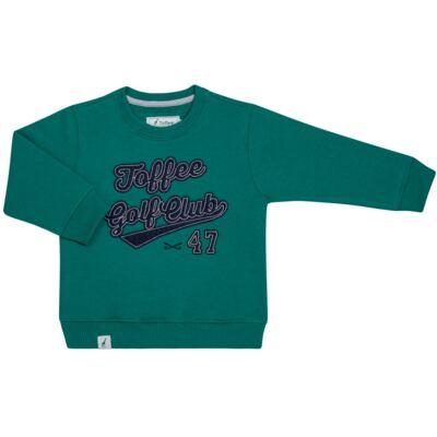 Imagem 1 do produto Blusão em moletom Golf Club - Toffee