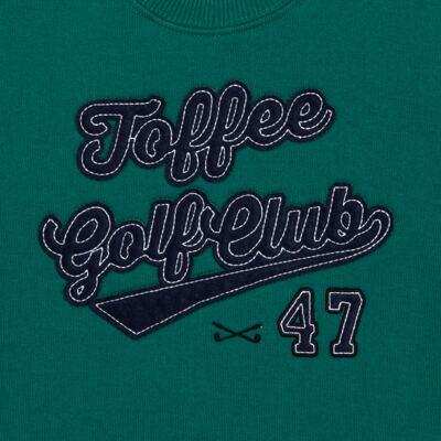 Imagem 2 do produto Blusão em moletom Golf Club - Toffee