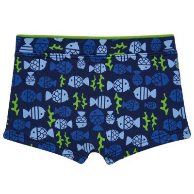 Imagem 3 do produto Conjunto de Banho Peixinhos: Camiseta + Sunga - Cara de Criança - KIT 1 2618: SB2618 + CCA2618 SUNGA E CAMISETA PEIXINHOS-3