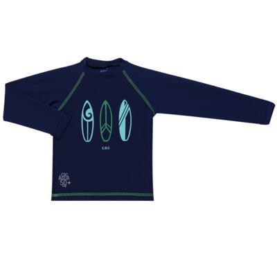 Imagem 2 do produto Conjunto de Banho Malibu: Camiseta surfista + Sunga - Cara de Criança - KIT 1 2573: SB2573+CSAL2573 SUNGA E CAMISETA PRANCHAS DE SURF-4