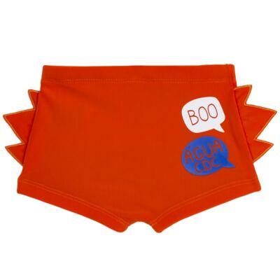 Imagem 2 do produto Sunga boxer para bebe em lycra Monster - Cara de Criança - SBB2533 MONSTRO SBB SUNGA BOXER BEBE LYCRA-2