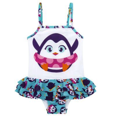Imagem 4 do produto Conjunto de banho Pinguim: Camiseta + Maiô - Puket - KIT PK PINGUIM Camiseta + Maio Pinguim Puket-4