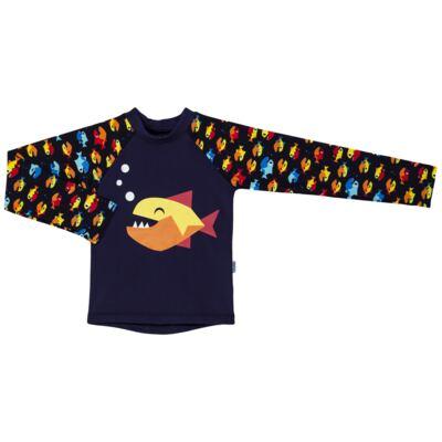 Imagem 2 do produto Conjunto de banho Piranha: Camiseta + Sunga - Puket - KIT PK PIRANHA Camiseta + Sunga Piranha Puket-4