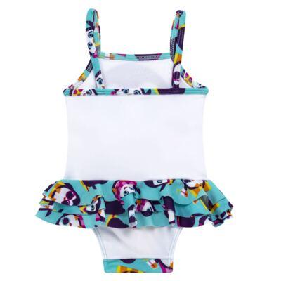 Imagem 5 do produto Conjunto de banho Pinguim: Camiseta + Maiô - Puket - KIT PK PINGUIM Camiseta + Maio Pinguim Puket-6-9