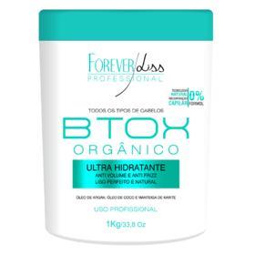 Creme Capilar Forever Liss Btox Organico - Ultra Hidratante | 1Kg