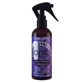 Yenzah One Minute Liss - Spray Termoativado - 120ml