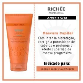Richée Professional Argan e Ojon - Máscara Capilar - 150g