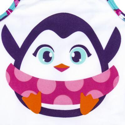 Imagem 2 do produto Maiô infantil em lycra Pinguim - Puket