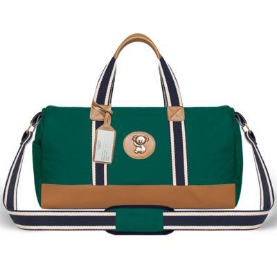 Imagem 2 do produto Bolsa Passeio para bebe + Bolsa Albany + Frasqueira Térmica Gold Coast em sarja Adventure Verde Oliva - Classic for Baby Bags
